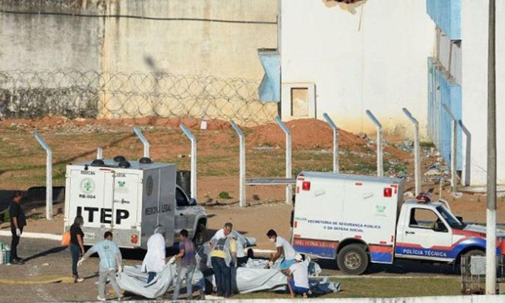 Al menos 27 presos murieron en un nuevo mortín ocurrido este sábado. Foto://CNN en Español.