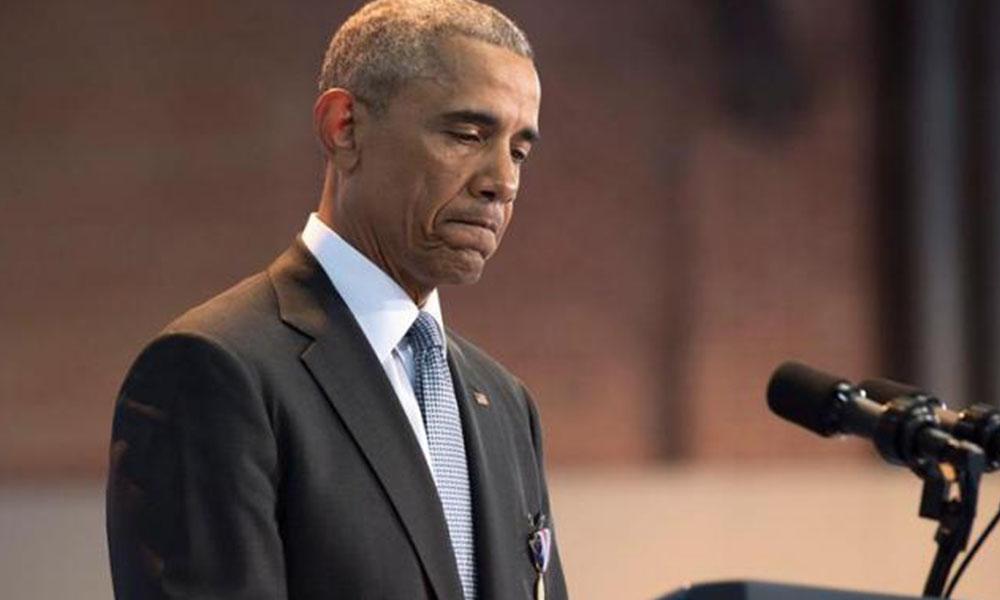 El presidente saliente de los Estados Unidos, Barack Obama. Foto://EFE