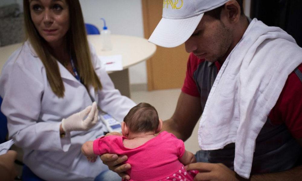 Imágenes Las consecuencias del zika no son solo para usted, sino para sus hijos. Piense en ellos. Foto://Abc.com.py