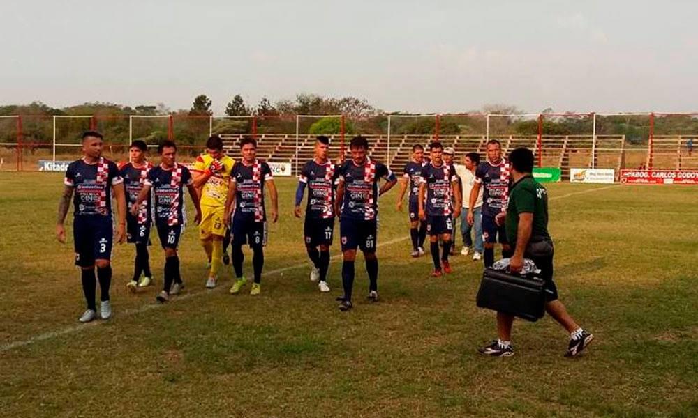 Ovetense FC goleó 3 – 0 a Fernando de la Mora