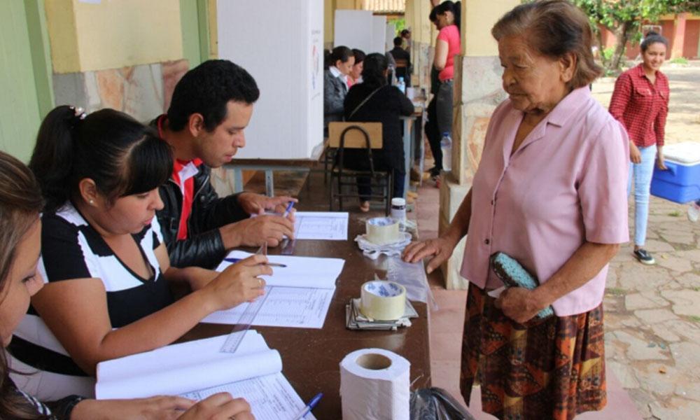 Sancionan desbloqueo de listas sábana con voto electrónico