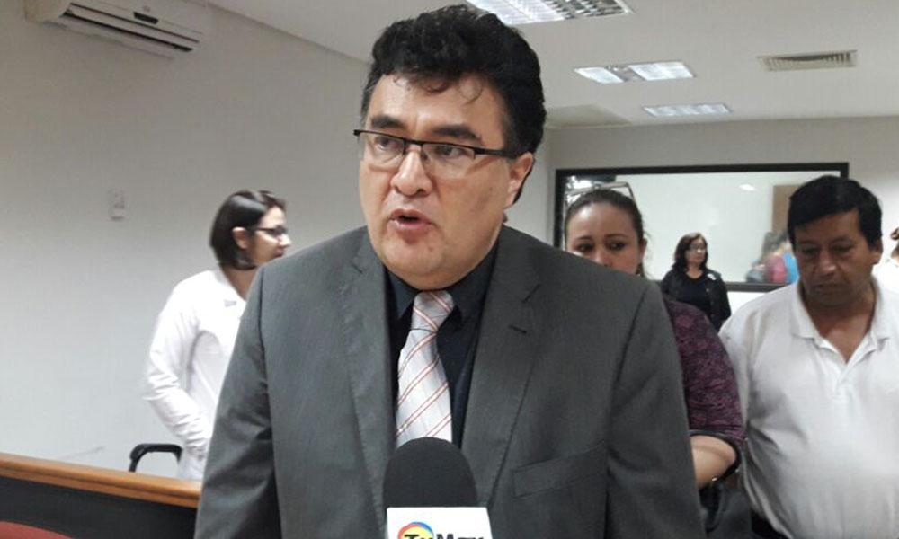 Alder Mendoza dilata inicio de juicio oral por homicidio culposo