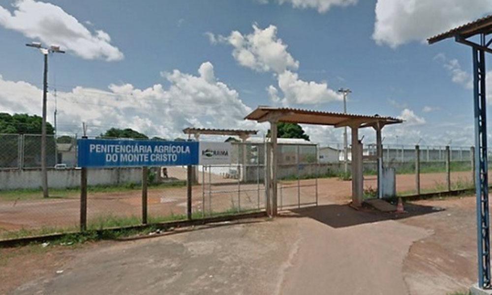 Fachada de la cárcel. Foto://Folha