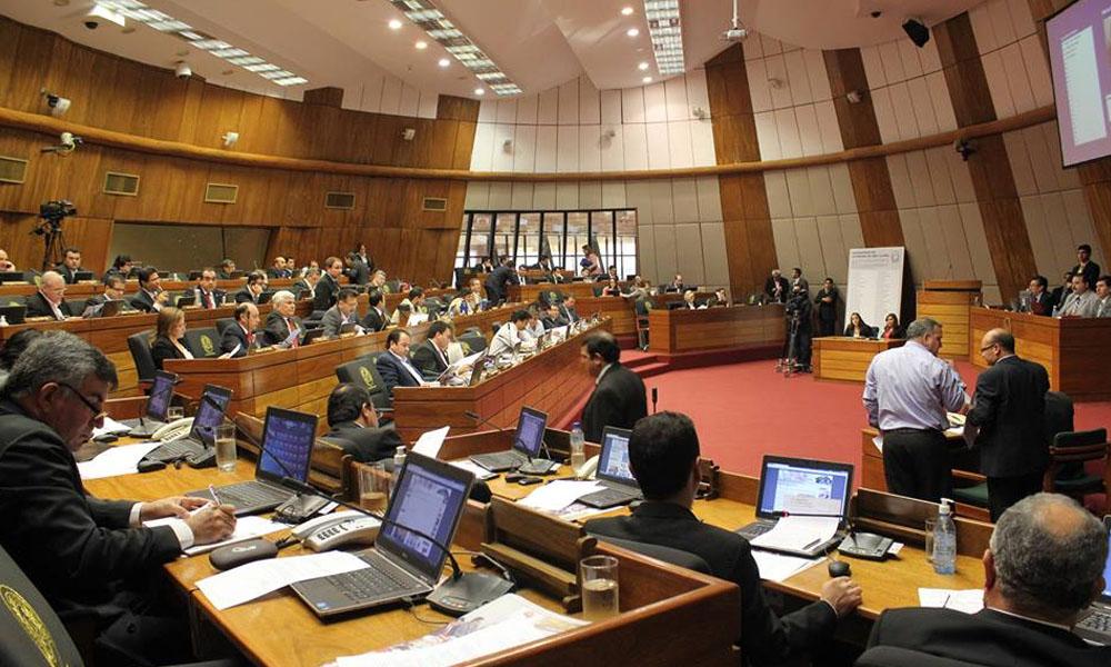 Cámara de Diputados. //Paraguay.com