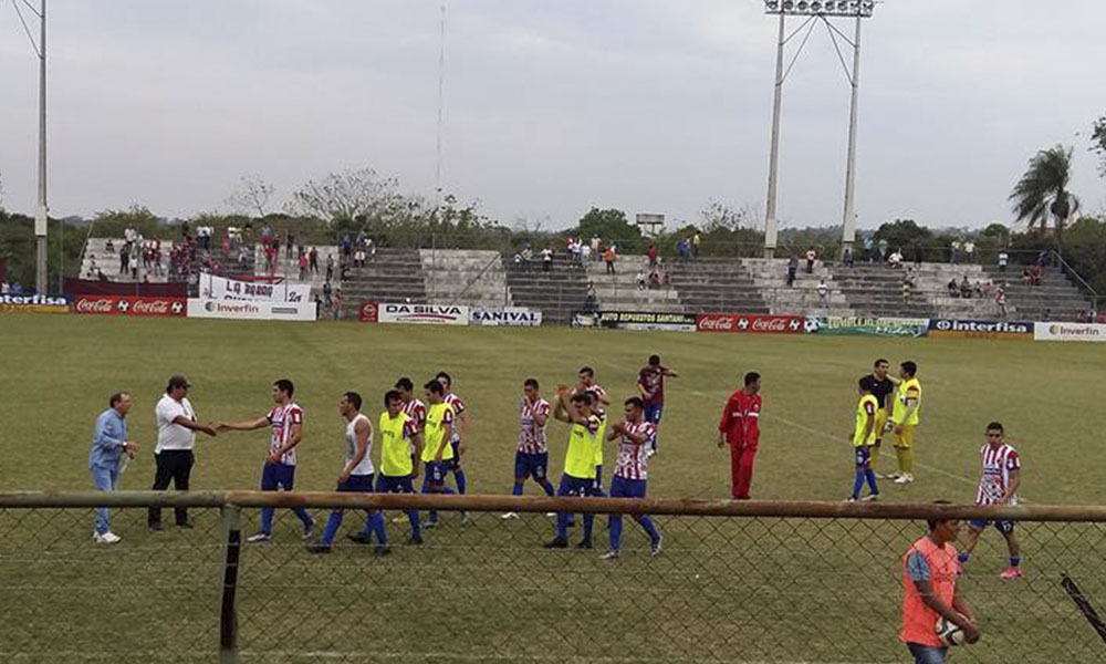 El conjunto albirrojo ascendió cuatro posiciones en la Tabla de Promedios. Foto://FútbolOvetense.