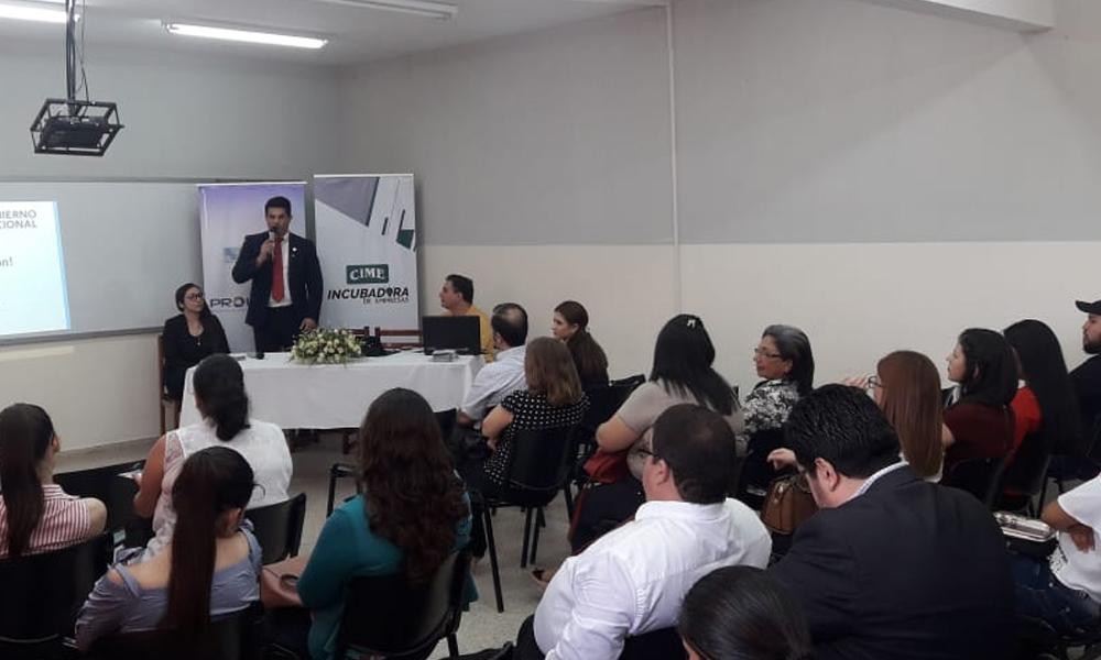 FCE-UNCA y CONACYT en alianza para fortalecer emprendedurismo
