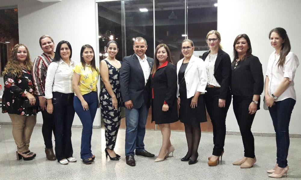 Gremio de psicólogos de Coronel Oviedo eligió nueva mesa directiva