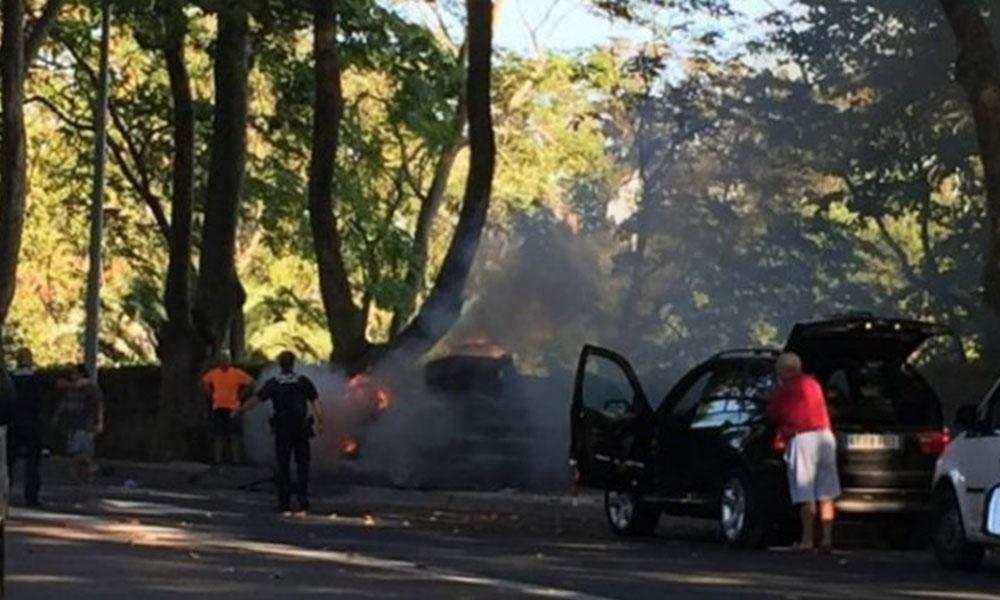 En el accidente fallecieron dos españoles y una paraguaya. Foto://Ultimahora.com.py.