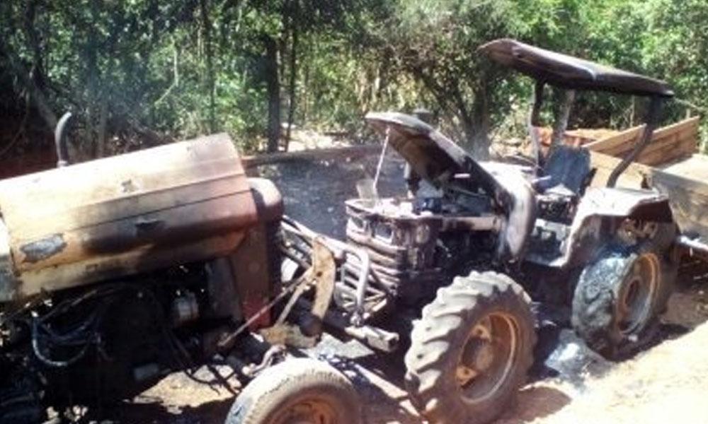 La propiedad se encuentra en zona del autodenominado Ejército del Pueblo Paraguayo (EPP). // Radio Monumental AM 1080