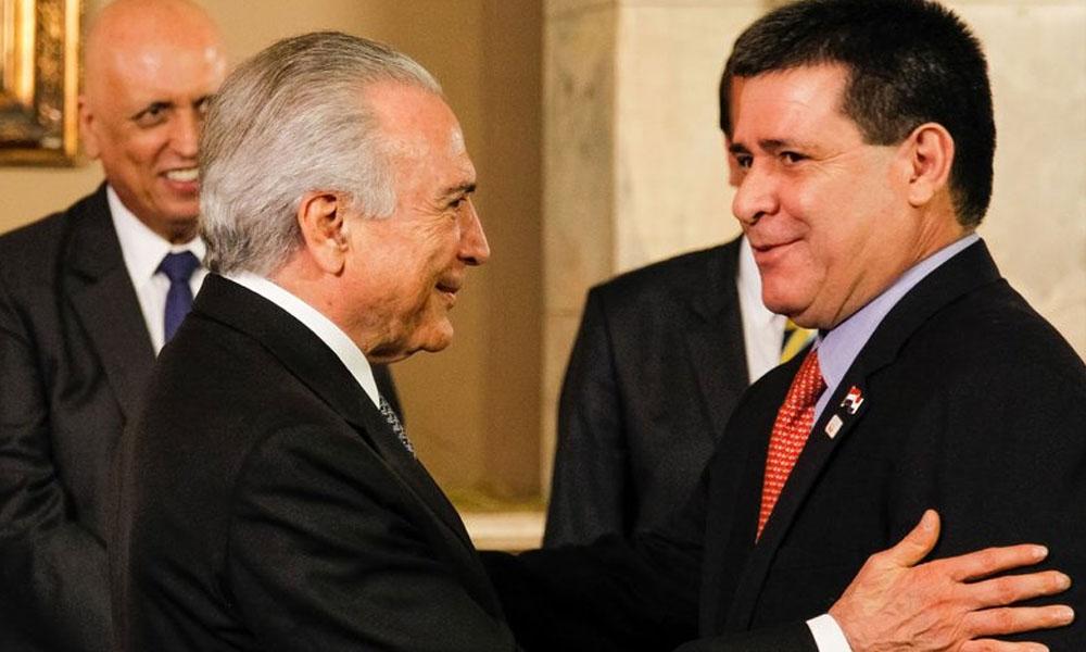Realce del Mercosur será tratado por Paraguay y Brasil en Asunción