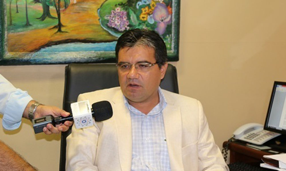 Edgar Acosta. Foto://Diputados.