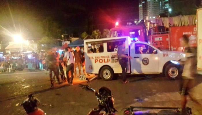 Al menos 10 muertos y 80 heridos tras la explosión. //Letraroja.com