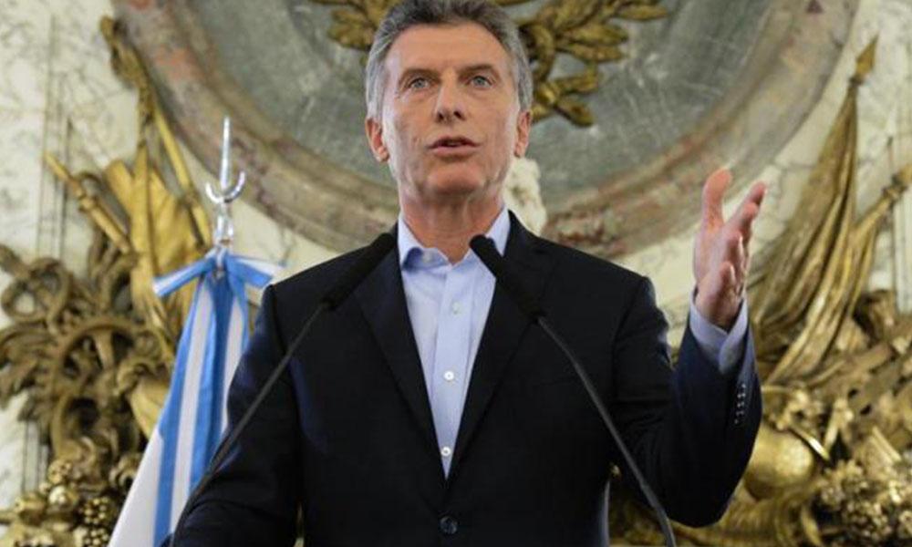 Mauricio Macri reconoce a Jeanine Áñez como autoridad, pero no como presidenta de Bolivia