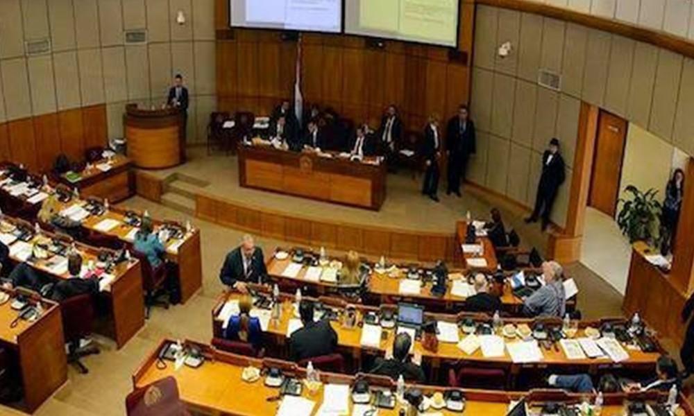 La Cámara de Diputados y la de Senadores sesionarán por separado, para analizar lo ocurrido en el norte el sábado último. Foto://Facebook Senado.
