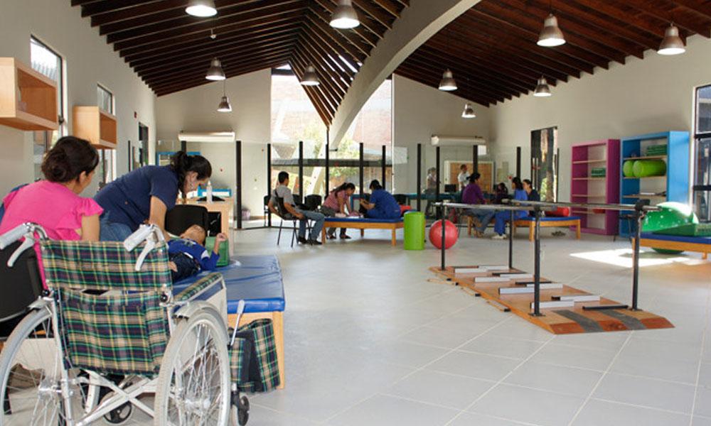 El Centro de Rehabilitación Integral Teletón (CRIT) de Coronel Oviedo, es el segundo Centro de Rehabilitación Integral de Teletón, el primero en el interior del país, desde diciembre del 2011 está en pleno funcionamiento. //teleton.org.py