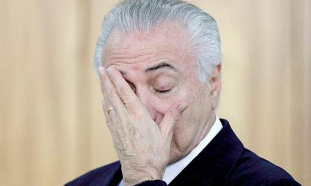 Solo el 5% de los brasileños aprueba el Gobierno de Temer