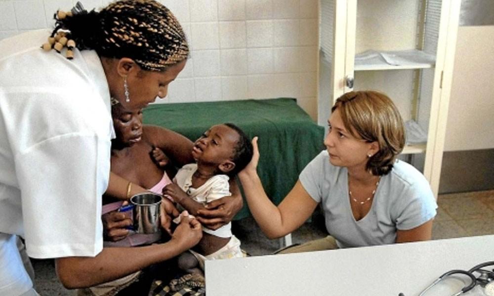Se invertirán 24.000 millones de dólares en salud para África //revistaecclesia.com