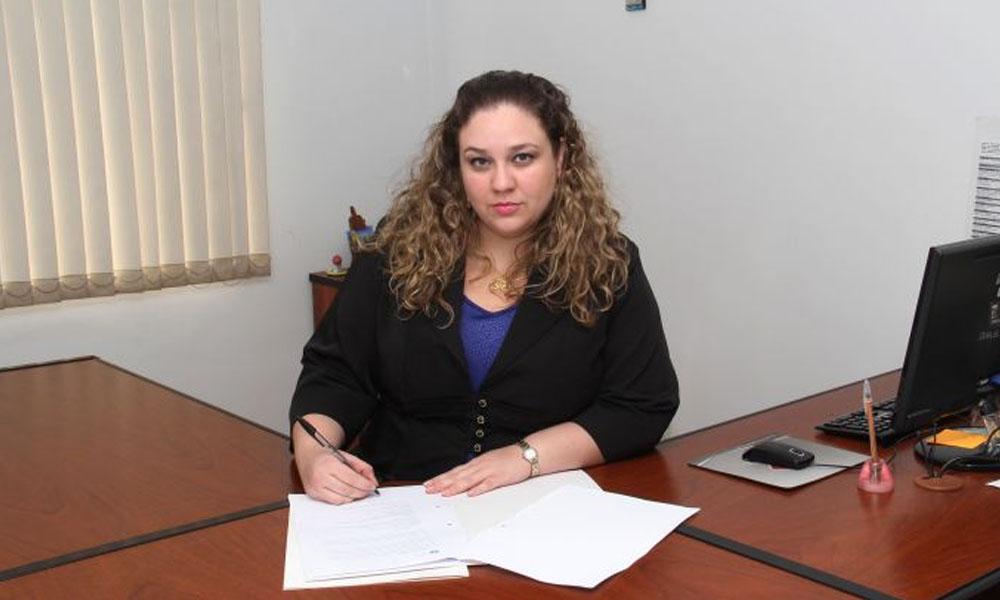 Agente fiscal Viviana Stella Duarte Bojanovich. //ministeriopublico.gov.py