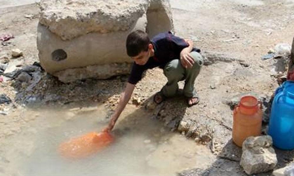 Alepo: Bombardeos dejan sin agua a dos millones de civiles