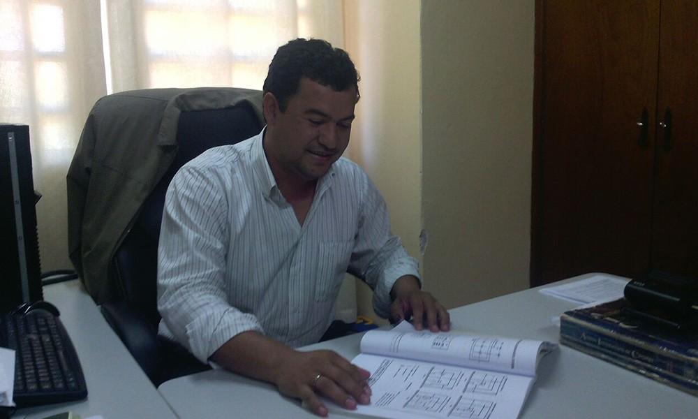 Alfredo Moreno,  director académico de la Facultad de Ciencias y Tecnología de la UNCA. Foto://Oviedopress
