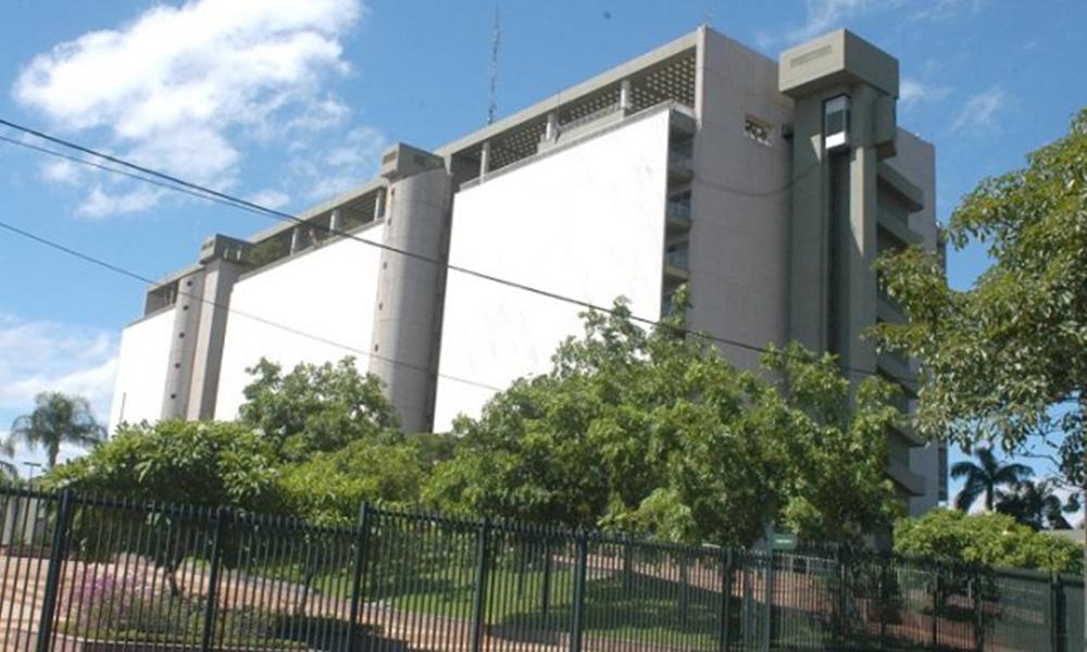 Fachada del Banco Central del Paraguay. Foto: Archivo - Ultimahora.com
