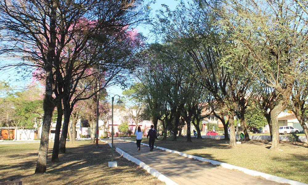 La máxima para la jornada de este viernes en Coronel Oviedo será de 30ºC. //OviedoPress