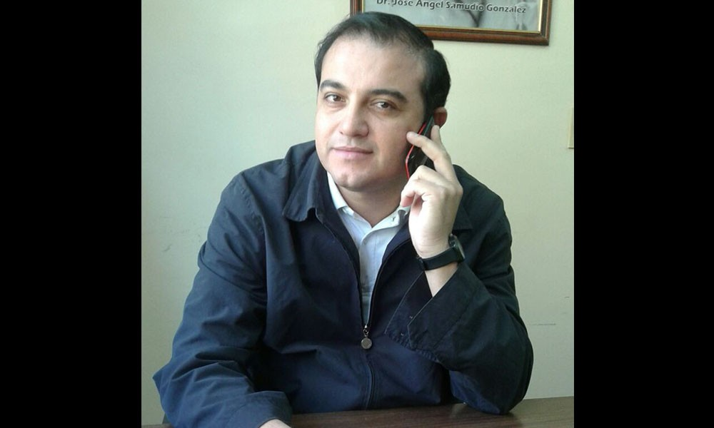 Director del Hospital Regional de Coronel Oviedo. //OviedoPress