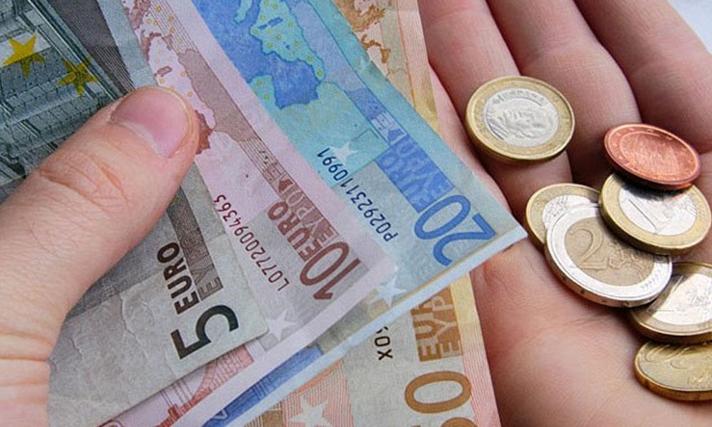 Foto ilustración. Euro. //nuevaprensa.web.ve