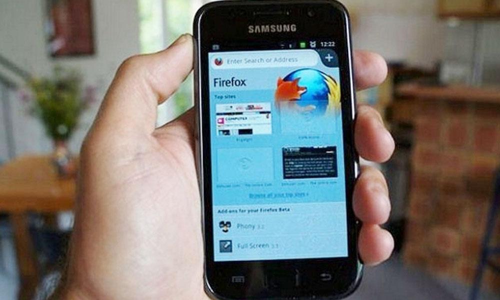 Facultad Politécnica de la UNA lanzan Firefox en guaraní para Android