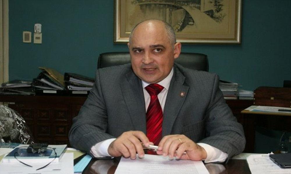 Osmar Ludovico Sarubbi, presidente de la Essap. Cronica.com.py