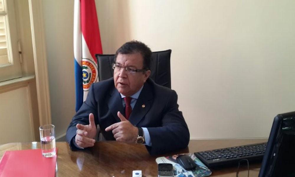 El expresidente Nicanor Duarte Frutos. //paraguay.int.ar