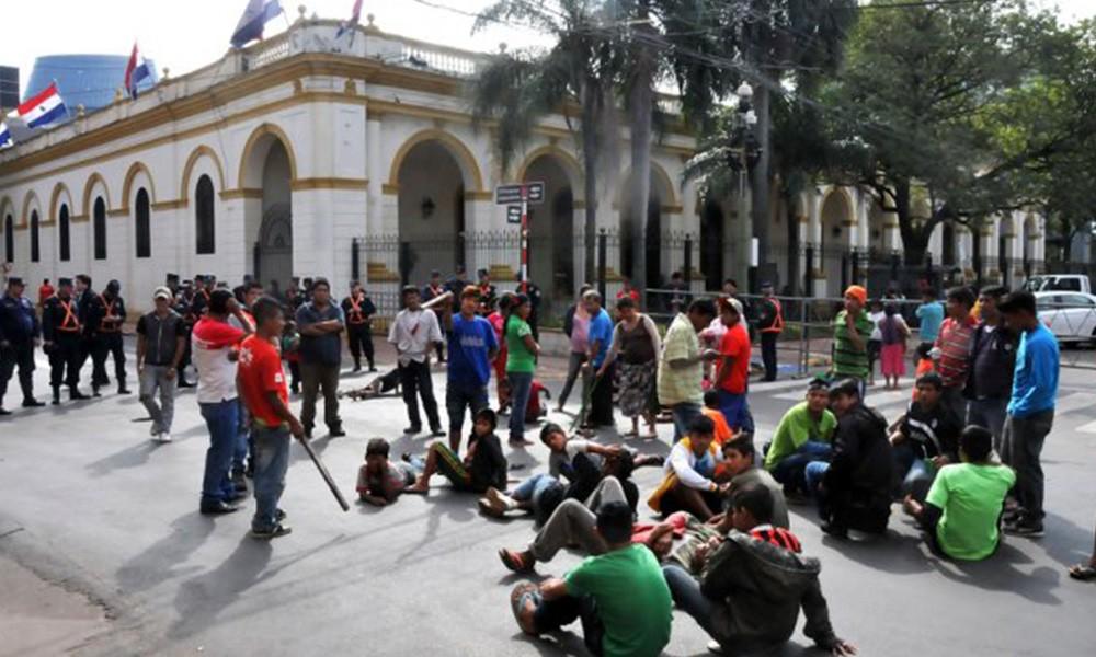 La ONU denunció las represalias contra defensores de derechos indígenas. Foto://Archivo ÚH.