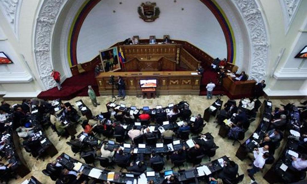 Parlamento de Venezuela aprueba juicio político a Nicolás Maduro