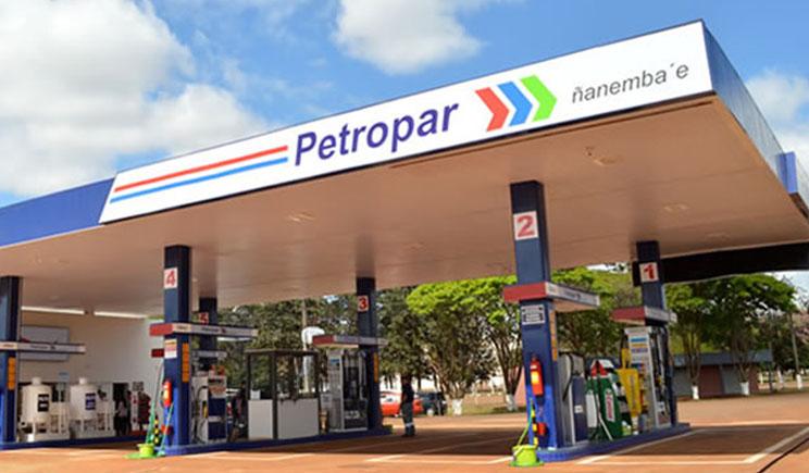 Este sábado bajarán precio de combustibles en Petropar