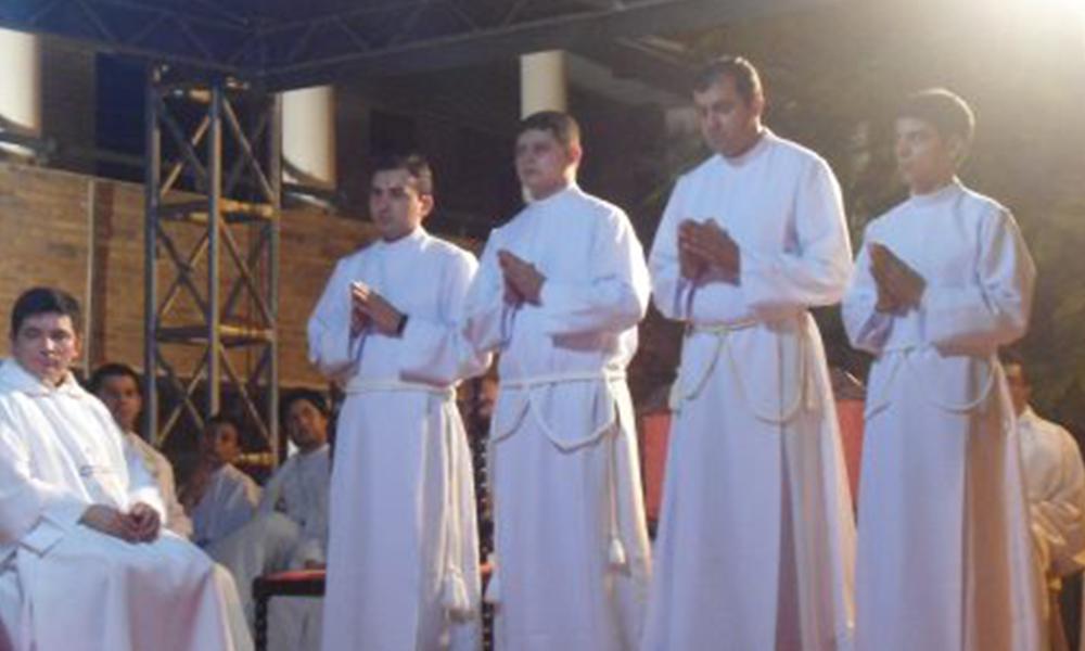 Ordenarán a cuatro nuevos sacerdotes en Coronel Oviedo