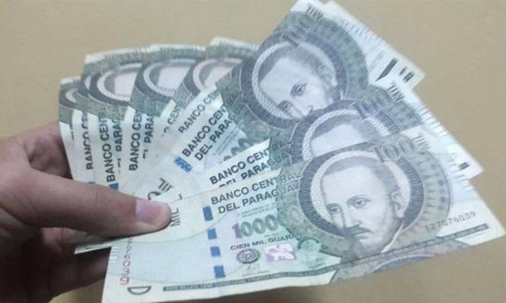 Cartes tratará recién en 15 días el reajuste del salario mínimo. Foto://Ultimahora.com.py.
