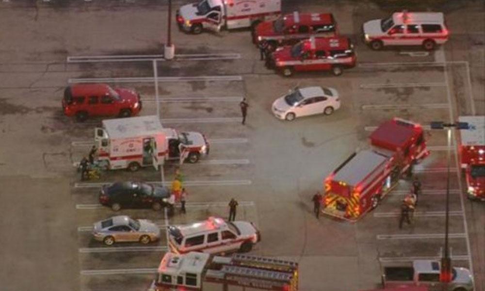 Tiroteo en centro comercial de Houston deja varios heridos