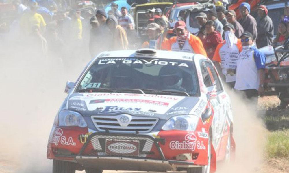 Se acerca una nueva edición del Transchaco Rally. Foto://Ultimahora.com.py.
