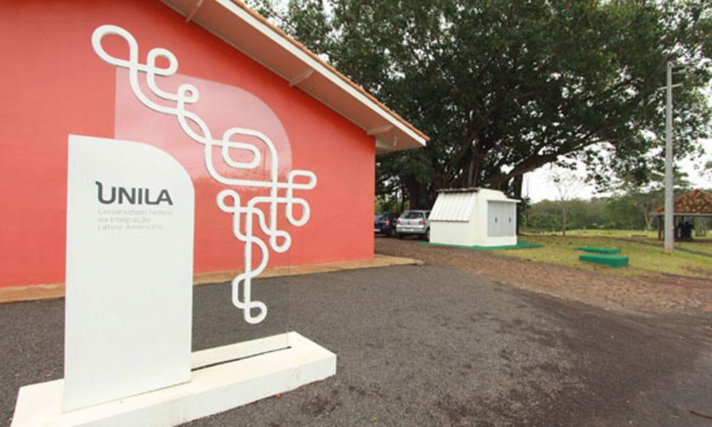 La Universidad de la Integración Latinoamericana (UNILA), en Foz de Iguazú. //inf.poa.ifrs.edu.br