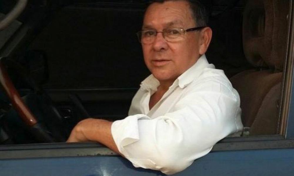 Crio. Willian Lucio Vera, Director Municipal de Tránsito. Foto://Facebook.