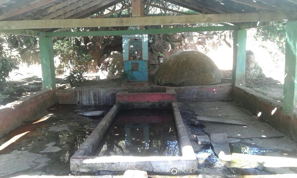 El Ykua Ka'aguy abandonado por la Dirección Municipal de Medio Ambiente