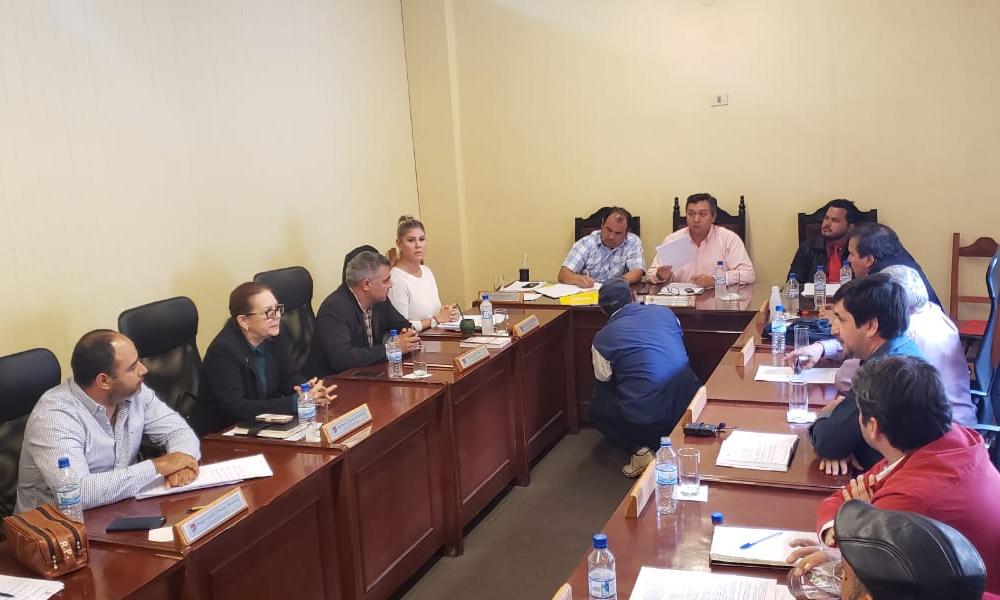 Concejales rechazan Ejecución Presupuestaria 2018