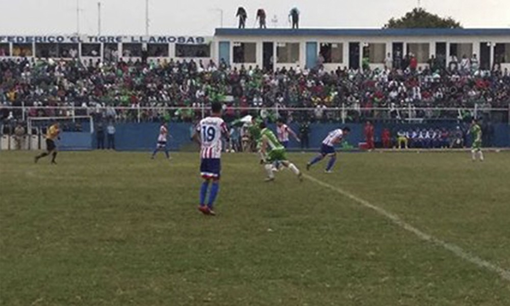 OvetensesFC, se encuentra último en la Tabla de Promedios. Foto: Fútbol Ovetense.