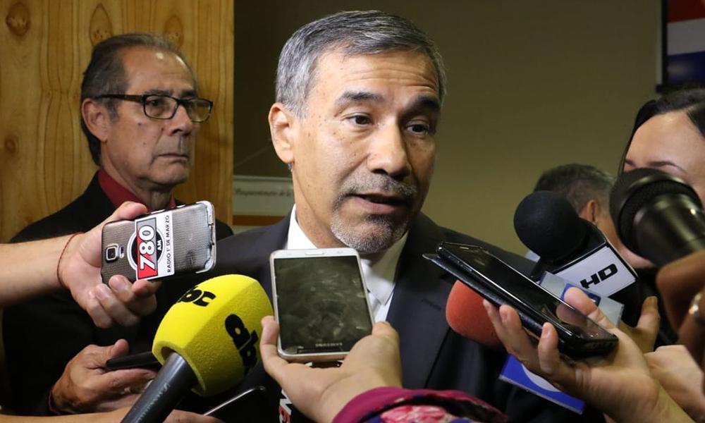 Ramírez Candia jurará como ministro de la CSJ este miércoles