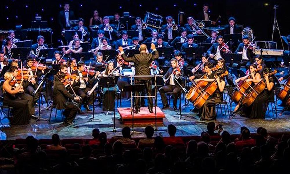 Orquesta Sinfónica Nacional del Paraguay (OSN). //adndigital.com.py.