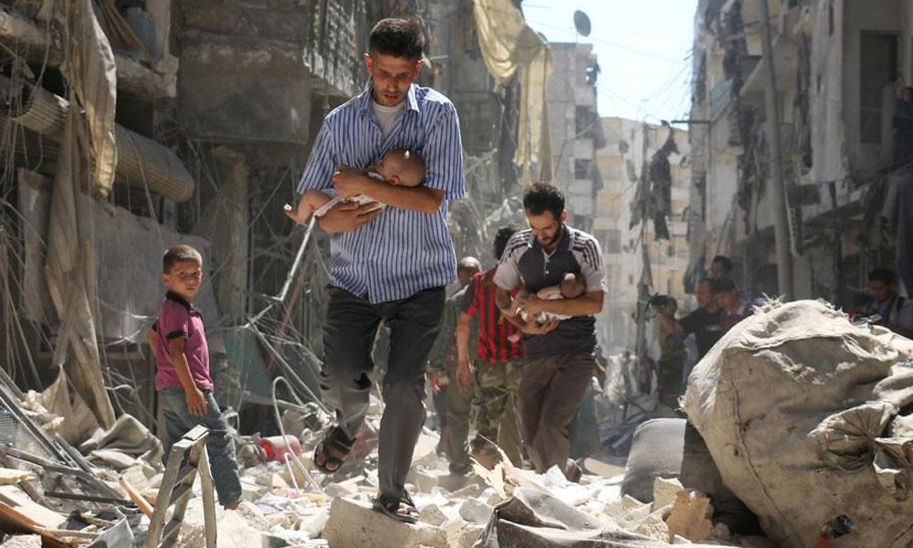 La ONU exige más tiempo para movilizar la ayuda humanitaria. //lavanguardia.com