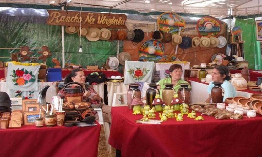 La Artesanía en Paraguay. //central.gov.py