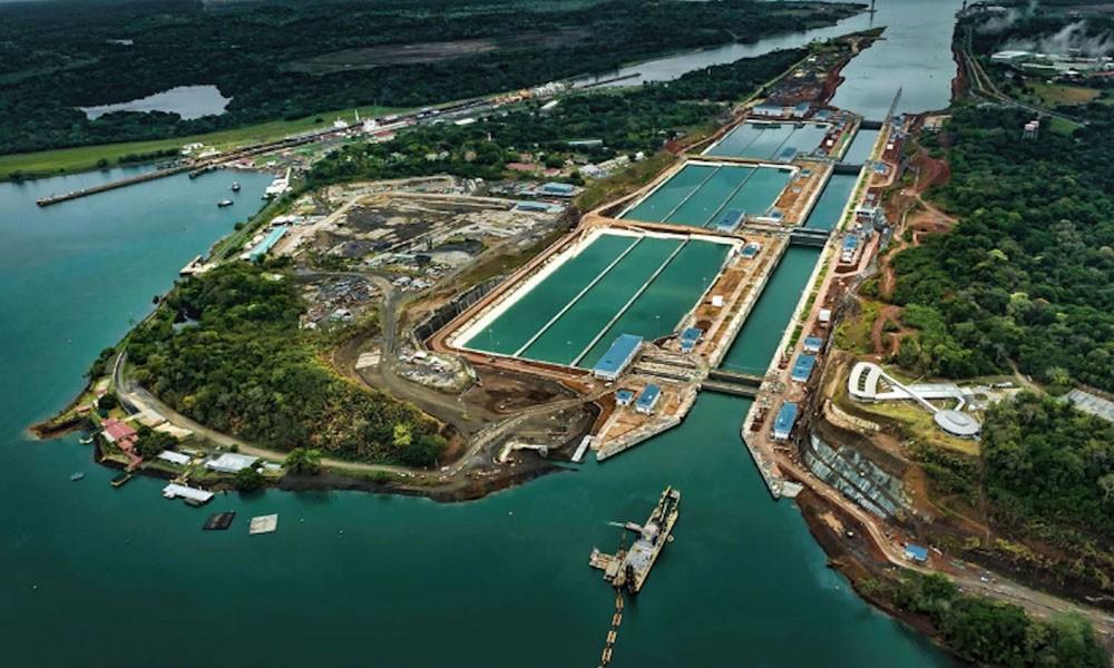 Canal de Panamá celebró 102 años de operaciones