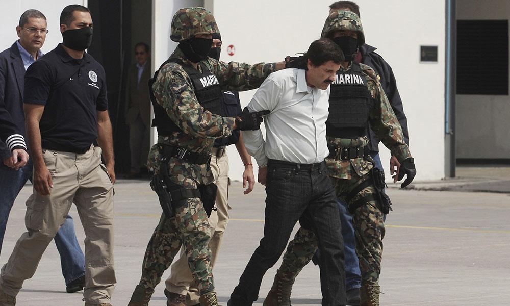 """Justicia mexicana autoriza extradición de """"El Chapo"""" Guzmán a EE.UU."""