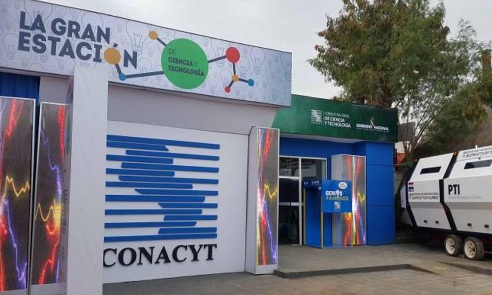 Sede de CONACYT Paraguay. //entornointeligente.com